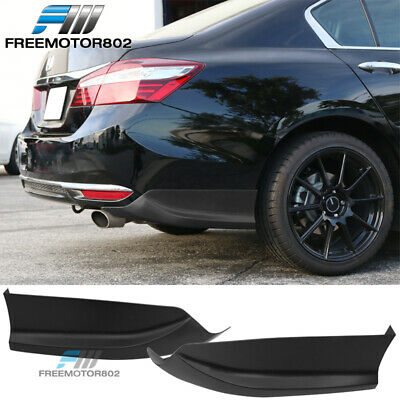 Sedans JDM Type-A RS Style Side Skirts For 01 02 03 04 05 Honda Civic Coupes