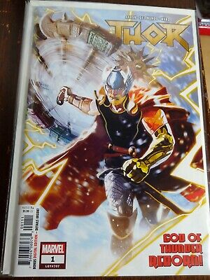 Thor God Of Thunder Lot 2018 Marvel Comics Free Shipping