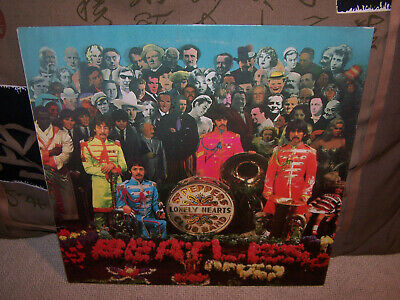 The Beatles Aka Sgt Peppers 1967 Parlophone Records Recording Sessions Out Takes