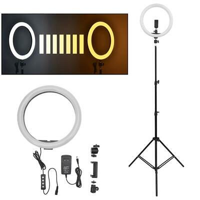 LED Ring Fill in Light Trépied pour Camera Studio Selfie Photography