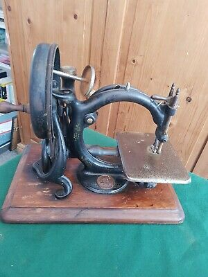 Willcox & Gibbs Vintage Sewing Machine New York  A342795