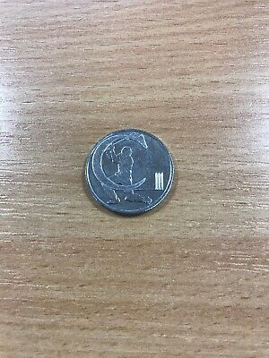 10p Coin Letter C for Cricket.  Rare Alphabet, Ten Pence New Uncirculated 2018