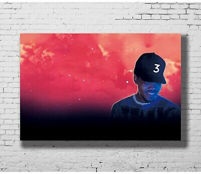 Z-927 Hot Chance the Rapper Acid Rap Music 8x12inch Poster Print