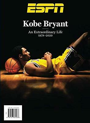 ESPN Kobe Bryant Single Issue Magazine Special Edition 2020 Tribute Issue NEW