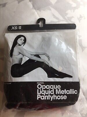 American Apparel Opaque Pantyhose soft red XS S
