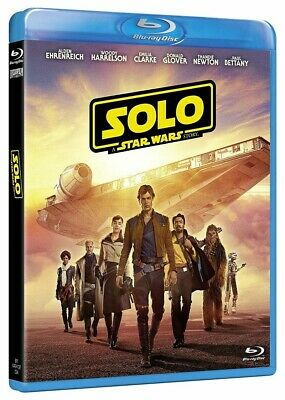 Solo. A Star Wars Story (Blu-Ray) 1 Blu-Ray 8717418534646 Ron Howard