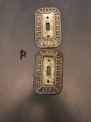 American Tack And Hardware Company Light Switch Covers Set Of 2