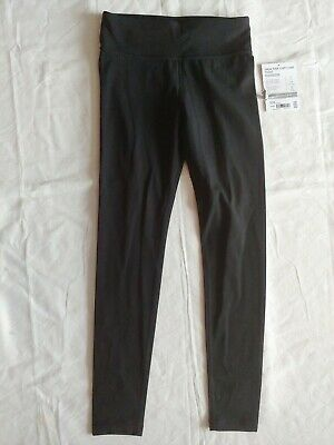 Athleta Girl High Rise Chit Chat Tight Leggings in Black Size Large / 12  New