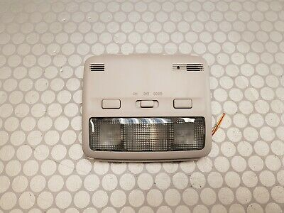 04-09 Toyota Corolla Verso Front Interior Light