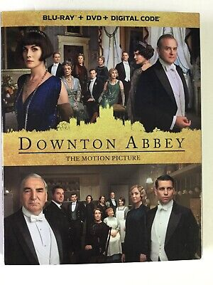 Downton Abbey BLU-RAY w/ Slip Cover ONLY!!! NO DVD OR DIGITAL!!!