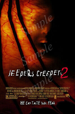 Posters USA - Jeepers Creepers 2 Movie Poster Glossy Finish - PRM506