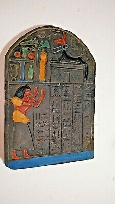 EGYPTIAN ANTIQUE ANTIQUITY Stela Stele Stelae 1549-1515 BC