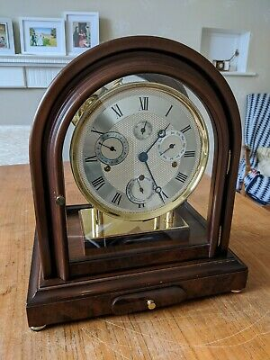 Franz Hermle & John Mantel Clock 8 Day Westminster Strike