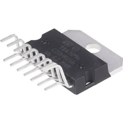 STMicroelectronics  IC lineare amplificatore audio 1 canale (mono) TDA7294V