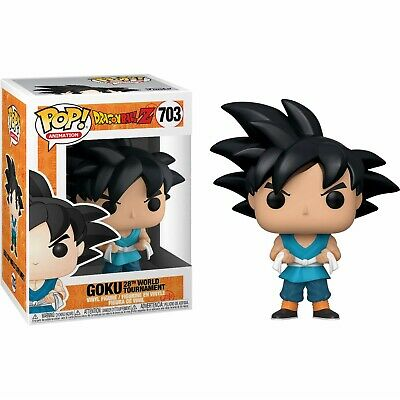 Funko - POP Animation: Dragon Ball Z- Goku (BU) (World Tournament) New