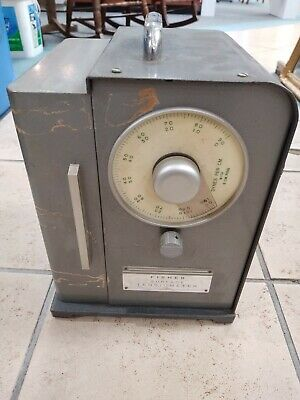 Vintage Fisher Surface Tensiometer, Untested