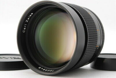 """""""Exc+++"""" Contax Carl Zeiss Planar T* 85mm F/1.4 MMJ Lens From Japan C787"""