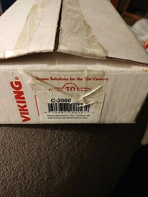 Viking C-2000 Door Entry Controller Brand New Open Box!!