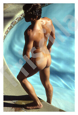 #15 Jeff Stryker Rare photo signed Jeff Stryker limited edition numbered. Nud e