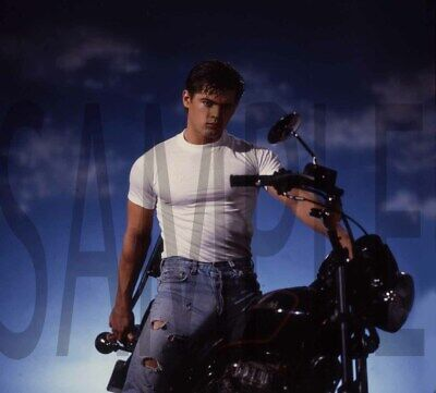 #24 Jeff Stryker Rare photo signed Jeff Stryker limited edition numbered. Nud e