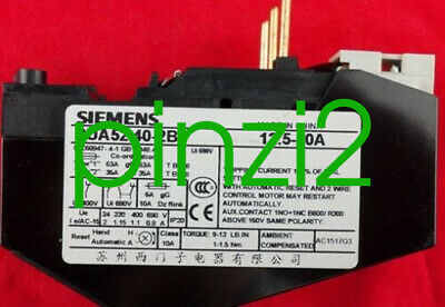 1PC New Siemens Thermal Overload Relay 3UA5240-2B 12.5-20A
