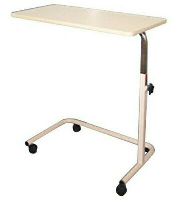 Details about OverBed Table (Adjustable Height)