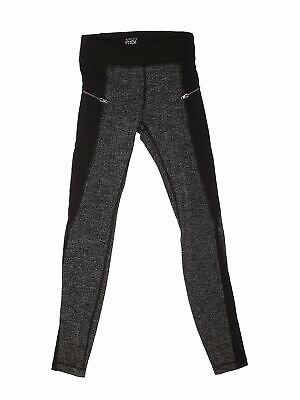Athleta Girls Black Leggings 6
