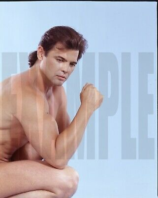 #25 Jeff Stryker Rare photo signed Jeff Stryker limited edition numbered. Nud e