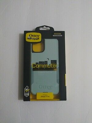New OtterBox Commuter Series Case For Apple iPhone 11 Blue Mint Way