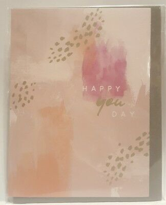 """PAPER REBEL Thinking of You Romance Love /""""You Are My Person./"""" Greeting Card"""