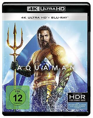 Aquaman - 4K Ultra HD + Blu-Ray
