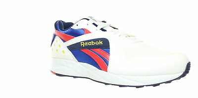 REEBOK PUMP PLUS Cage (Men's Size 10.5) Running Shoes White