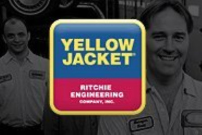 Yellow Jacket, 60616, Ratcheting Refrigeration Wrench, 5-5/8 in