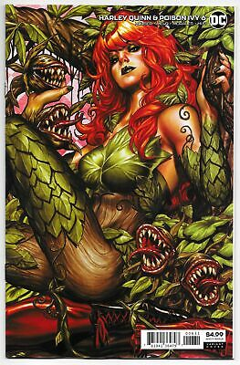 Harley Quinn & Poison Ivy #6 Brooks Ivy Card Stock Variant (DC, 2020) NM