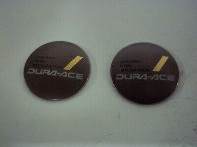 Resin Sticker Shimano Dura Ace ST-7400 STI 8 Speed Shifter Faceplate Decal Cap