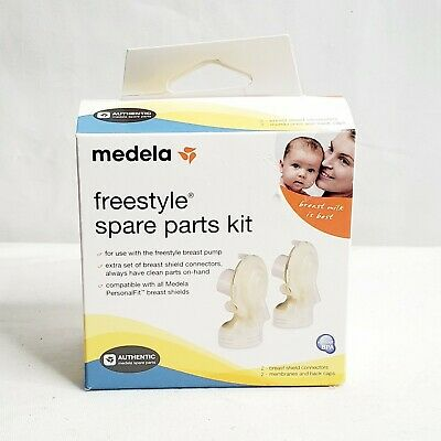 New Medela Freestyle Spare Parts Kit #67061 Breast Pump Replacement parts