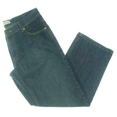 Levi's Boys 550 Blue Relaxed Dirt Wash Relaxed Jeans Husky 12 BHFO 9486
