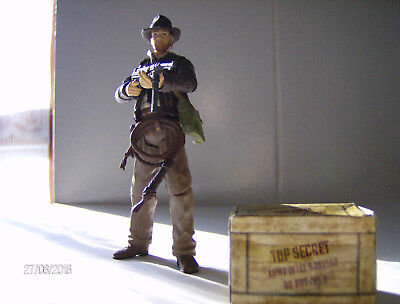 Hasbro Indiana Jones and the Last Crusade (2008) 100% complete.
