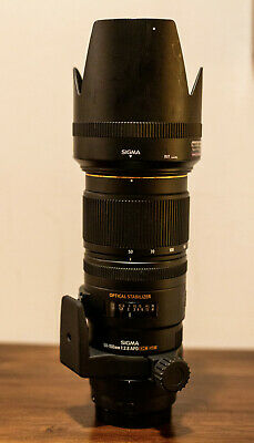 Sigma EX 50-150mm f/2.8 APO HSM DC Lens For Canon