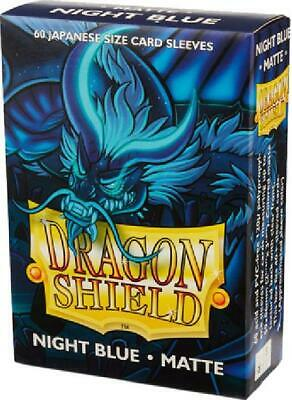 AT-10702 Dragon Shield Black Classic 60ct Standard Sized Sleeves new