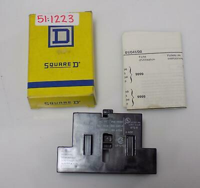 Square D Auxiliary Contact Class 9999 Type Px20 Series A