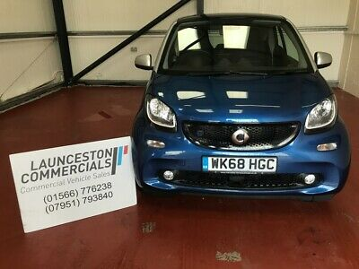 Smart Fortwo - Electric Car - From £159 Per Month