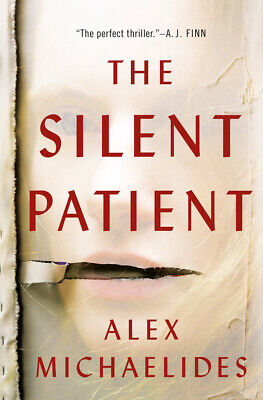 The Silent Patient by Alex Michaelides P.D.F