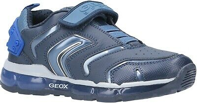 Geox GEXS5 J Android Boy B Hi-Top Trainers