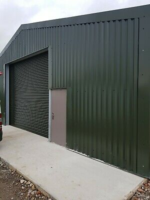 ELECTRIC ROLLER SHUTTERS / GARAGE DOORS / ROLLING DOORS -  All Sizes Available!.