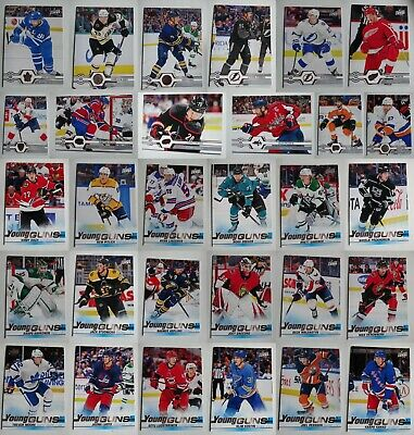 Pre-Sell 2019-20 Upper Deck Series 2 Young Guns Complete Your Set U Pick 251-500