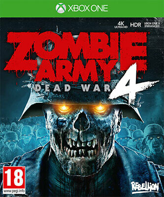 Zombie Army 4 Dead War XBOX ONE SOLD OUT PUBLISHING