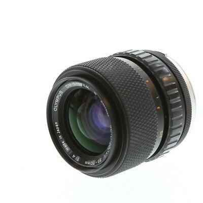 Olympus Zuiko 35-70mm F/4 2-Touch OM Mount Manual Focus Lens {55} UG