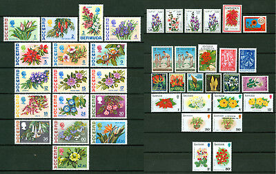World Wide, Different 353 Flowers Stamps lot, Fauna Mostly MNH See 7 Photos