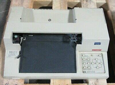 Hp 7470A Graphics Plotter, Hewlett Packard